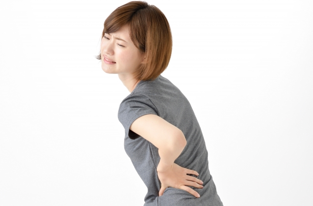 腰が痛いときがあり、痛くないときがある。それが慢性腰痛です。