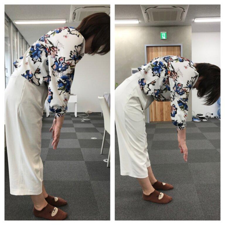 ぎっくり腰を起こしやすい人の体環境の特徴。根本改善は可能。